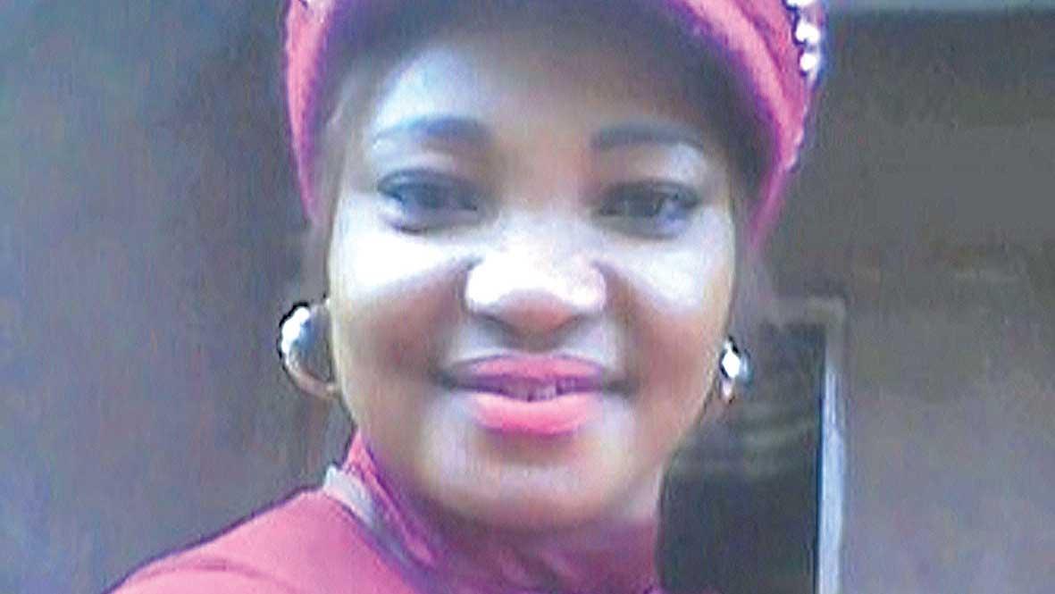 The suspect, Mrs. Chukwuma
