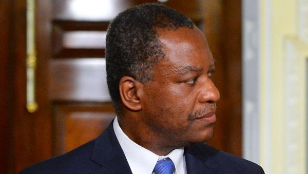 Nigeria's Foreign Affairs Minister Ambassador Geoffrey Onyeama