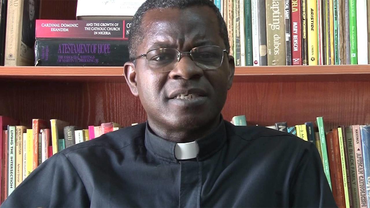 George Omaku Ehusani