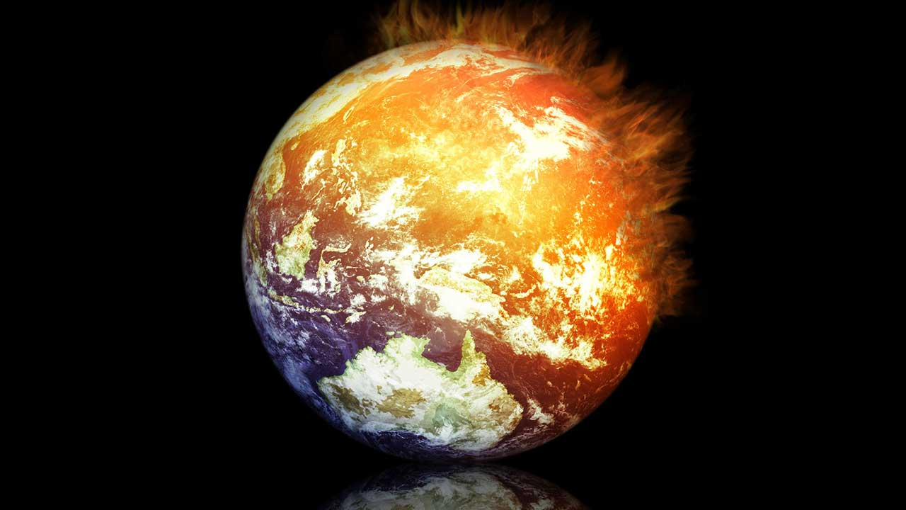 Global Warming. PHOTO: Scienceblogs.com