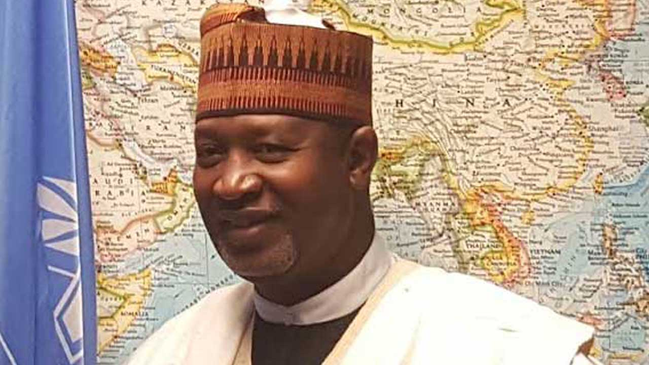 Hadi Sirika, Minister of State, Aviation
