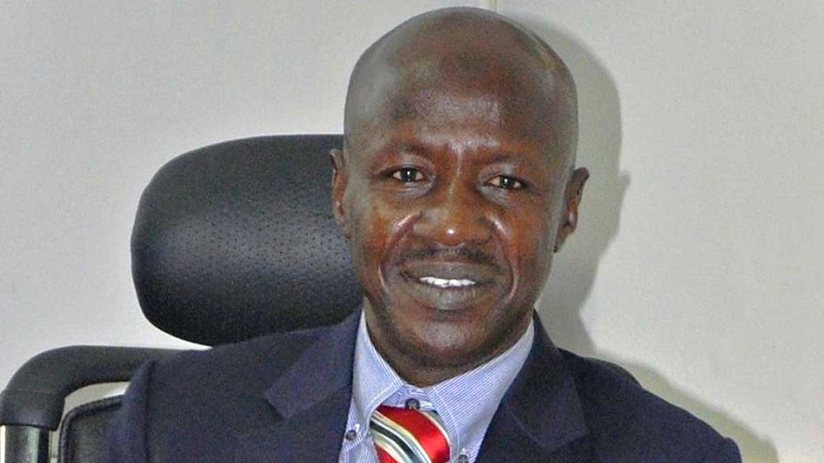 The Chairman, Ecponomic and Financial Crime Commission, Ibrahim Magu