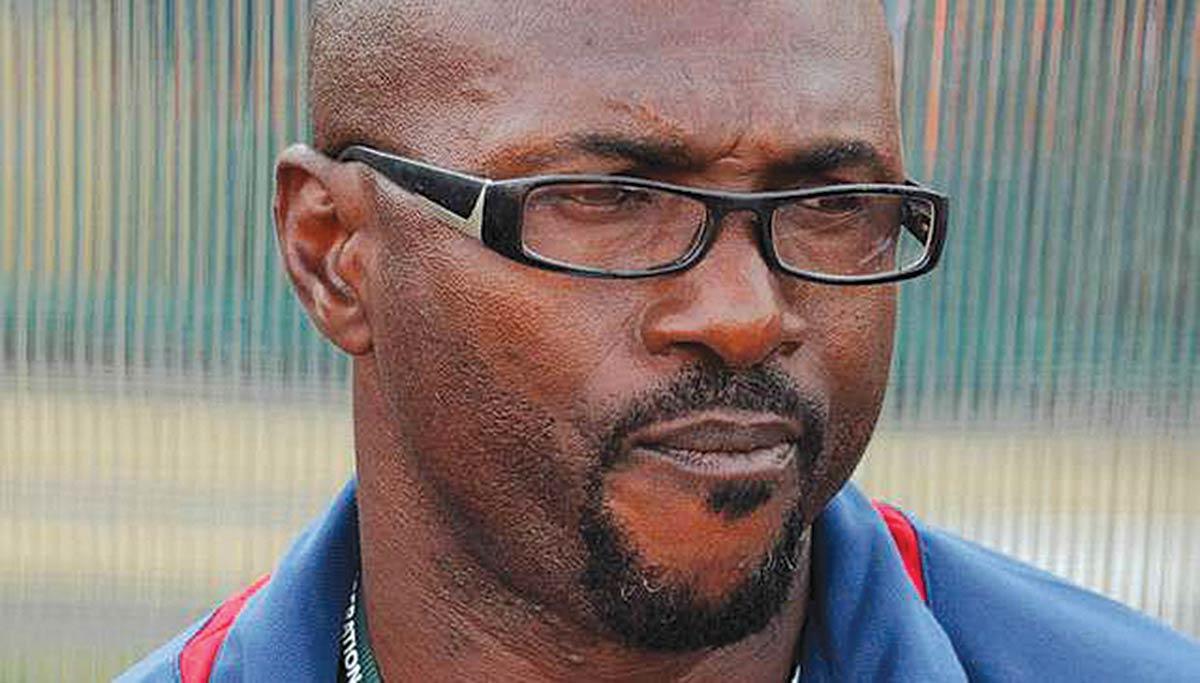 Rangers coach, Imama Amapakabo