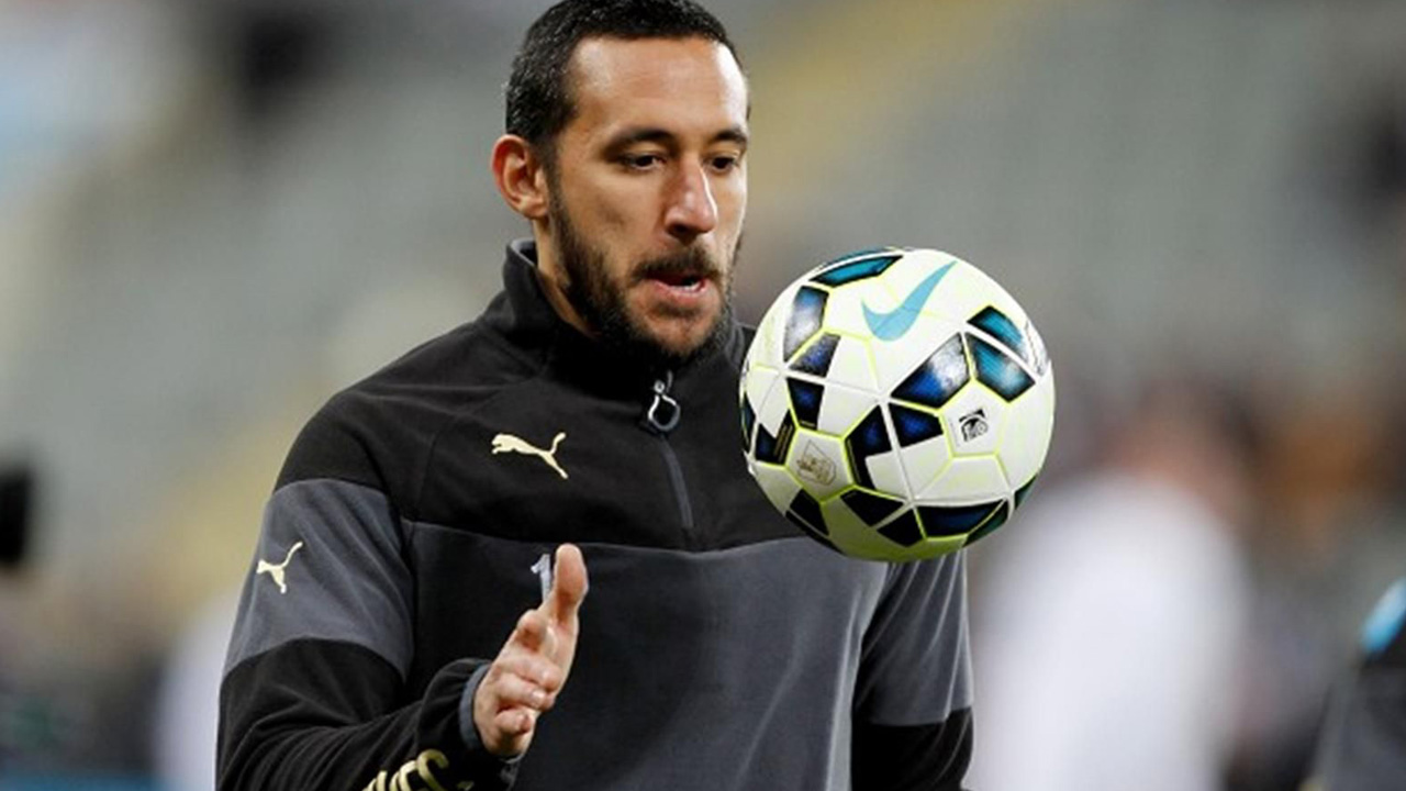 Jonas Gutierrez PHOTO: AFP