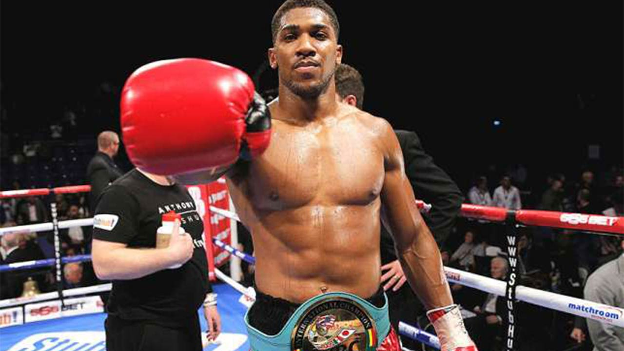 Nigerian-born Anthony Femi Joshua is the current IBF World Heavyweight Champion