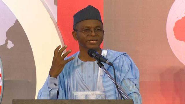 Nasir El Rufai, Kaduna State Governor.