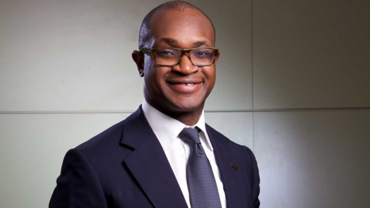 Mr Ladi Balogun, CEO First City Monument Bank