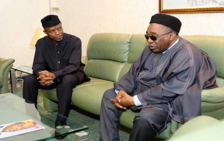Osinbajo and Maitama Sule