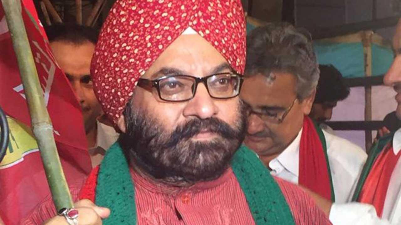 Minister Sooran Singh