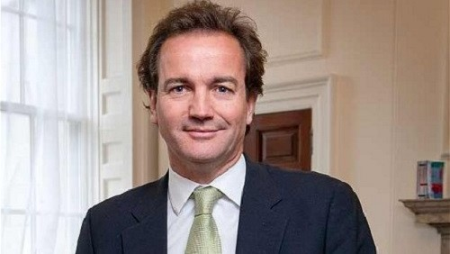 Nick Hurd, the UK Minister for International Development
