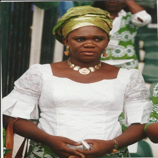 Hon Mrs Nkechi Chukwurah.