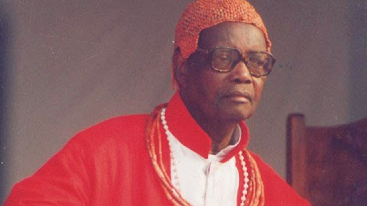 Late Oba of Benin