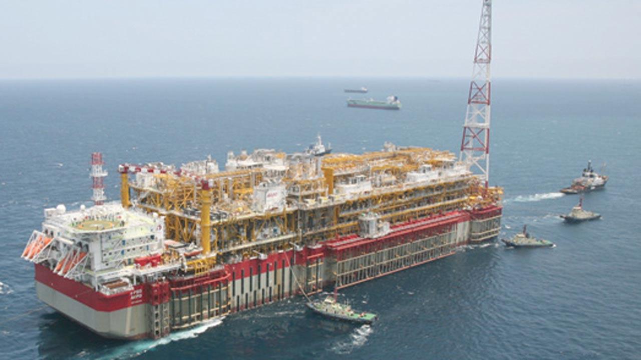 Akpo FPSO offshore Nigeria