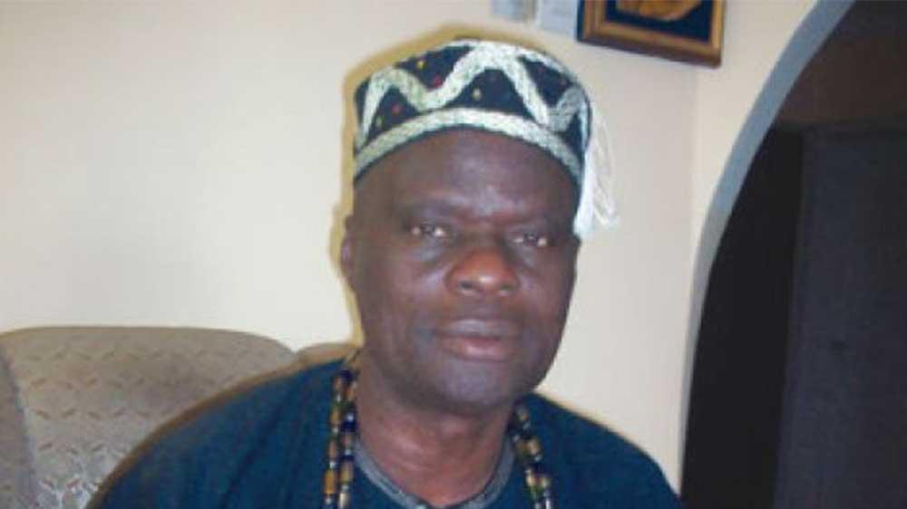 Oba Dr. Rafiu Olusegun Salami