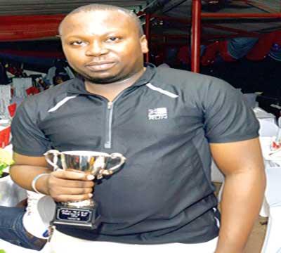 Ibadan Polo Club Captain, Konyinsola Owoeye.