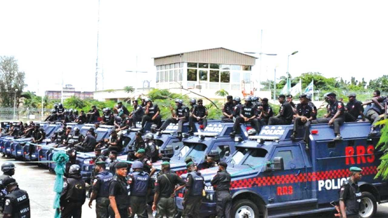 Lagos State Rapid Response Squad