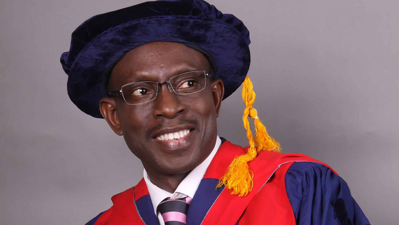 Prof. Olanrewaju Fagbohun, Vice Chancellor, LASU. Photo: Guardian Nigeria