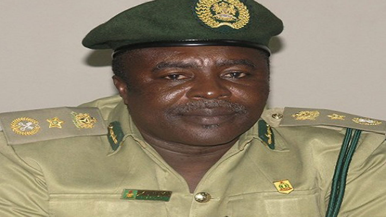 Comptroller-General of Prisons Service, Peter Ezenwa Ekpendu.