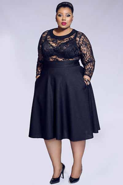 And Enthusiast Tolu Precious Spoke With The Guardian Exclusively About Dressing For A Plus Sized Figure According To Many Nigerian Women Are
