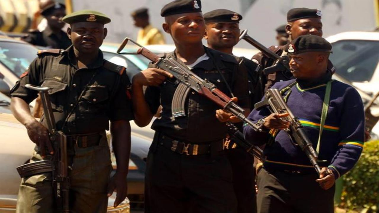 Image result for pictures of the Nigeria police force