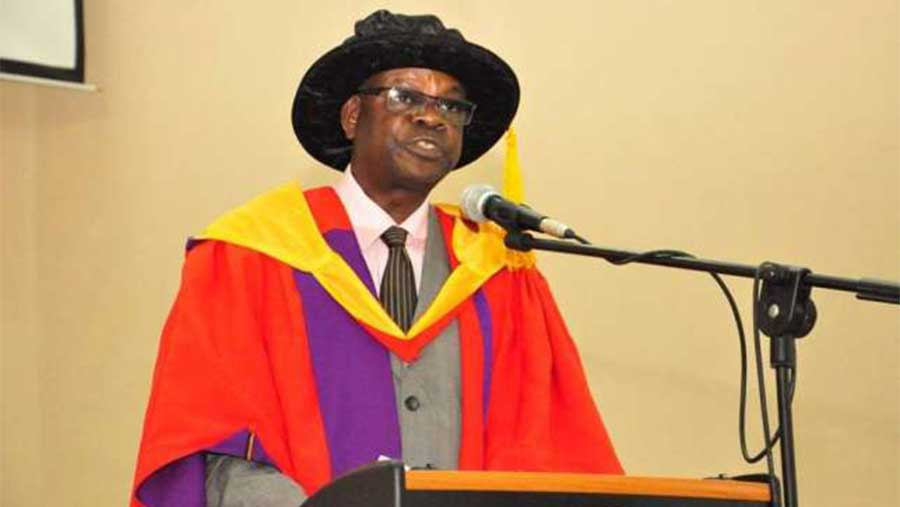 EDUCATION : Poor funding, threat to functional education, says VC
