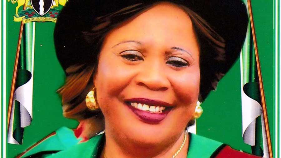 Prof. Mrs. Justina Mgbada