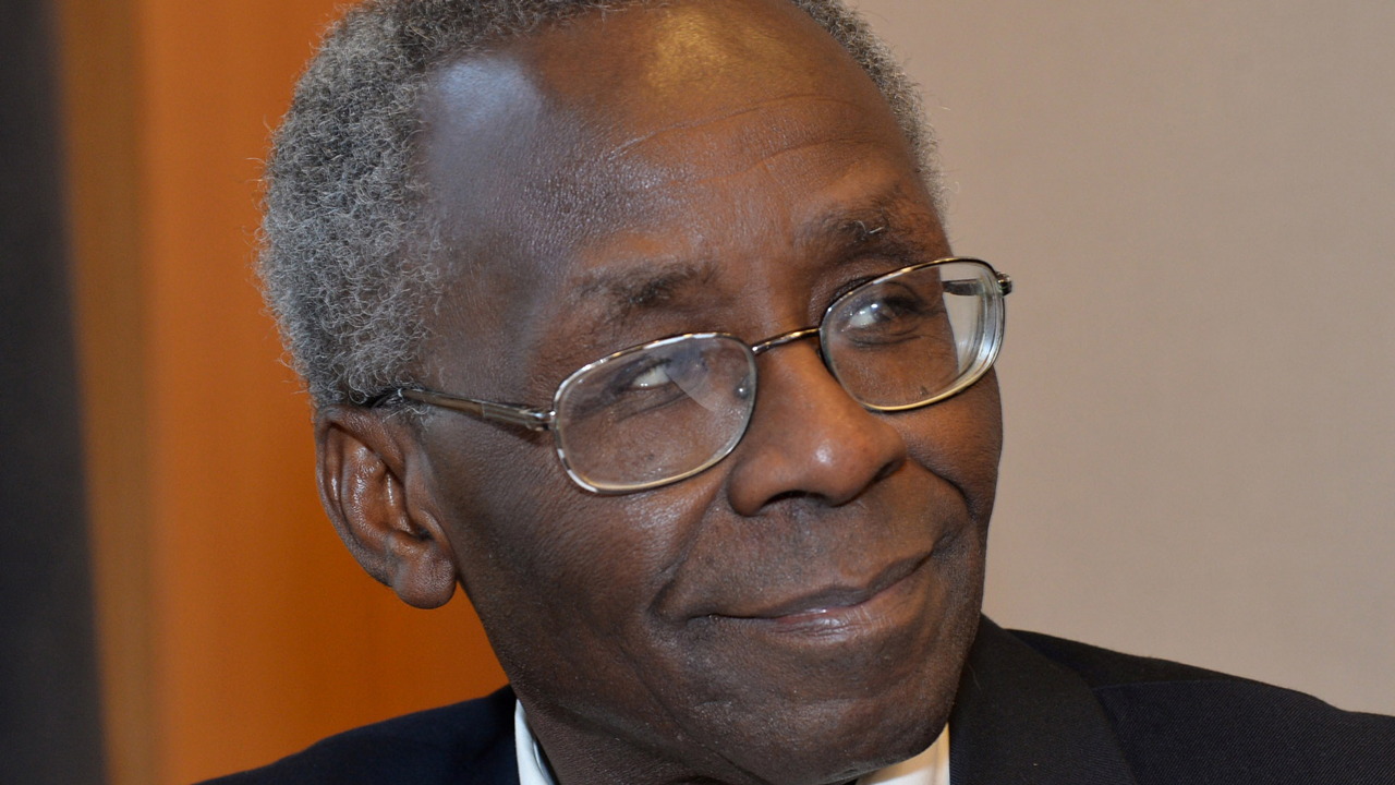 Professor Oyewale Tomori, President Nigeria Academy of Science