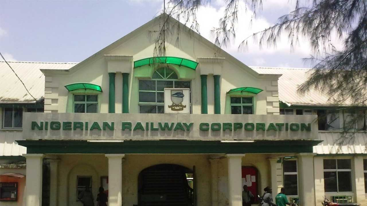 Nigrian Railway Corporation Office