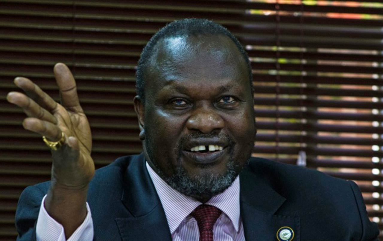 South Sudan's rebel leader Riek Machar was vice-president from 2005 until he was sacked.
