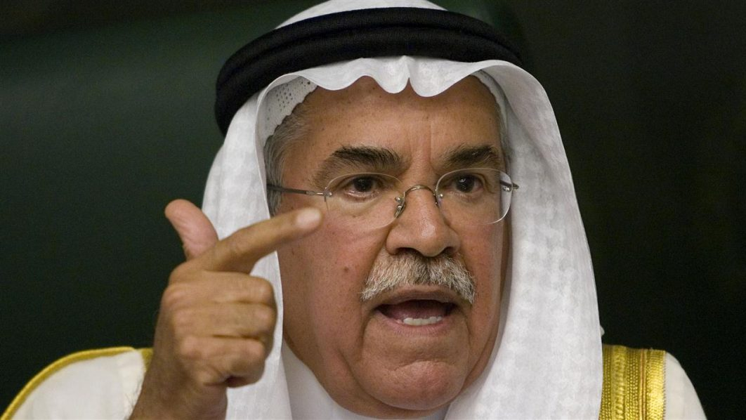 Saudi oil minister Ali al-Naimi is the closest thing the oil industry has to a celebrity. His walks through Vienna during OPEC meetings have become a public spectacle, drawing journalists and industry observers. Photo: AP.