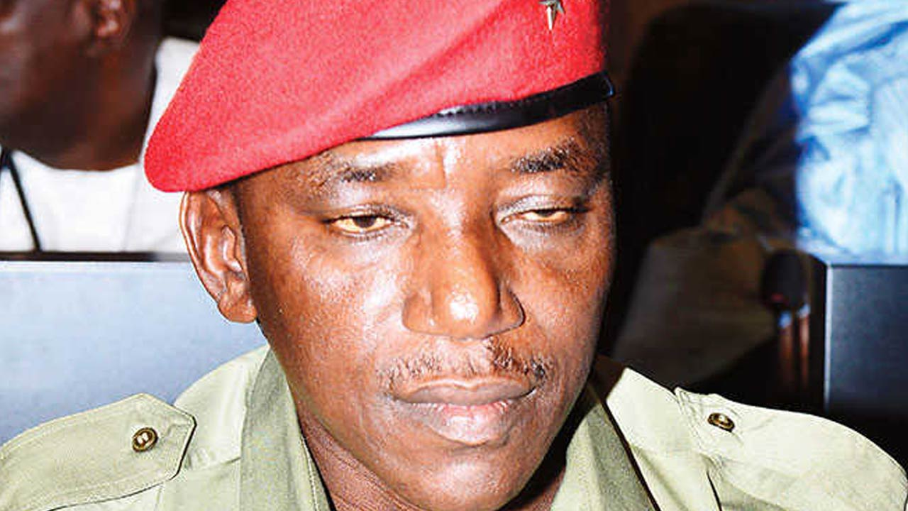 Sports Minister, Solomon Dalung