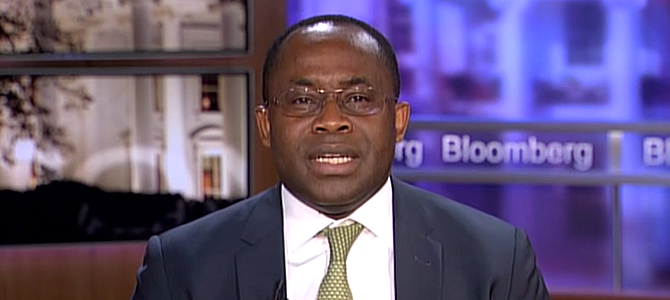 Uche Orji, CEO, Nigeria Sovereign Investment Authority. PHOTO: Bloomberg