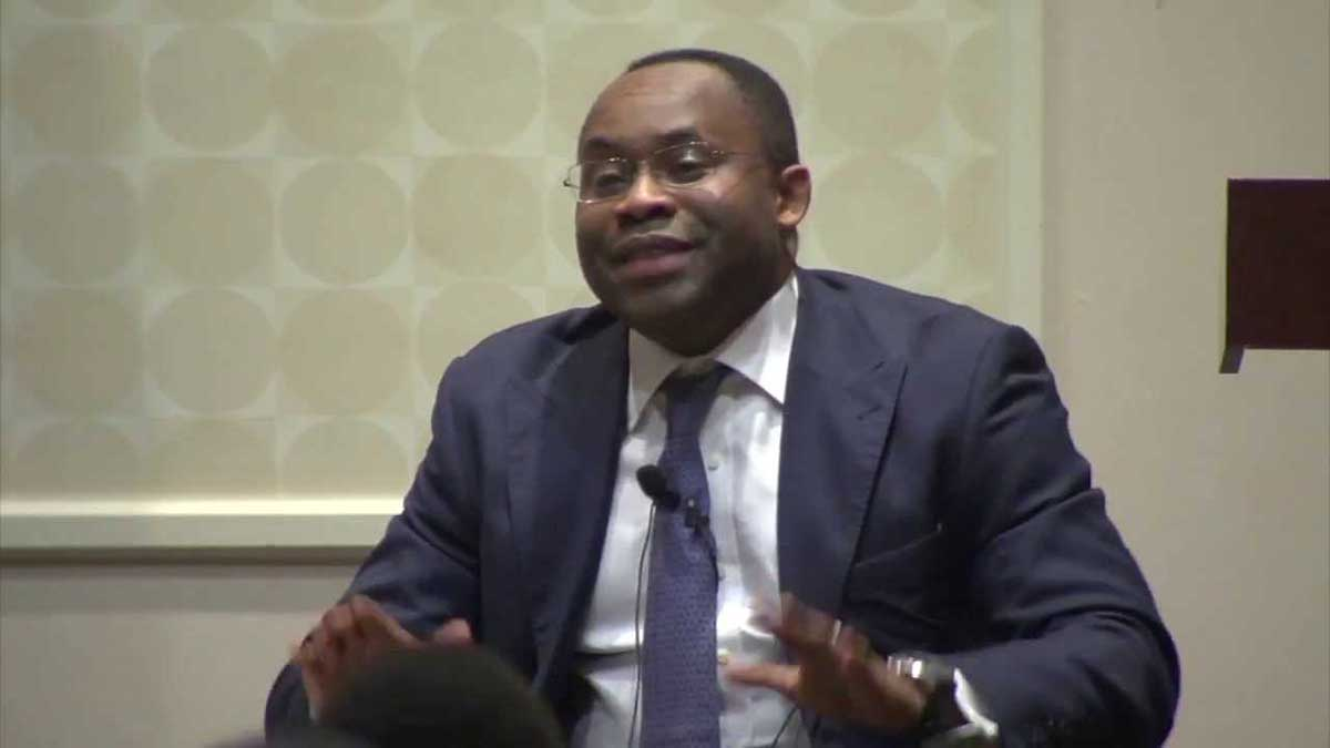 Uche Orji, CEO, Nigeria Sovereign Investment Authority (NSIA)