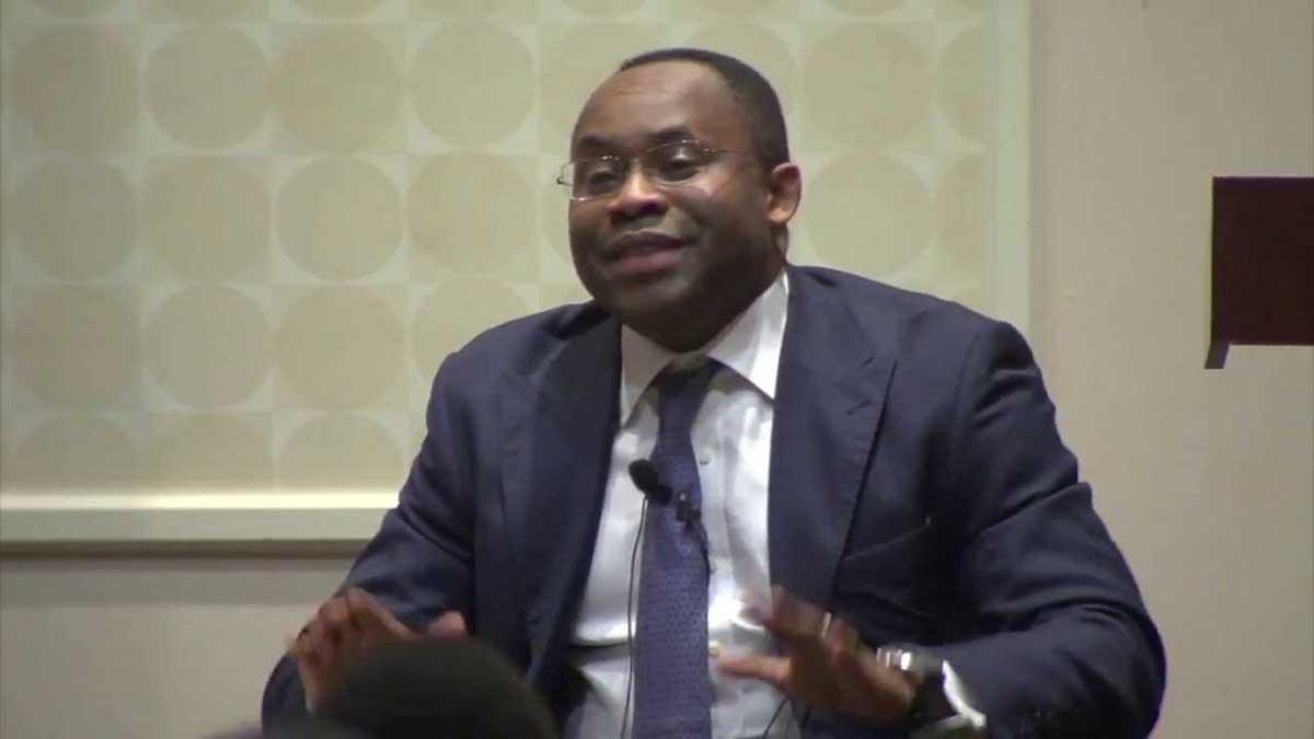 Uche Orji, CEO, Nigeria Sovereign Investment Authority (NSIA)