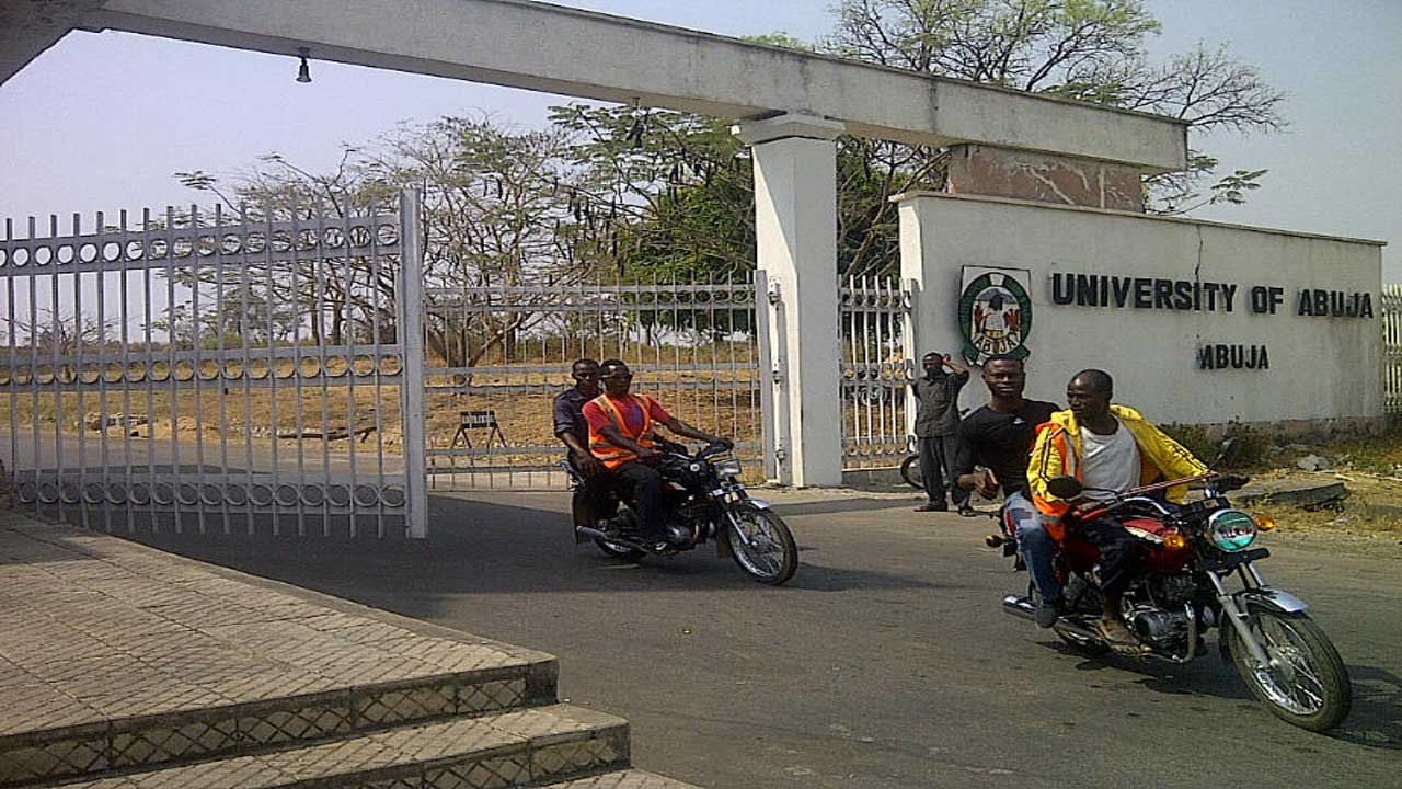 University of Abuja gate