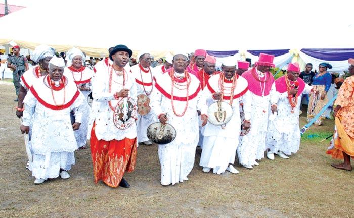 Celebrating Urhobo culture