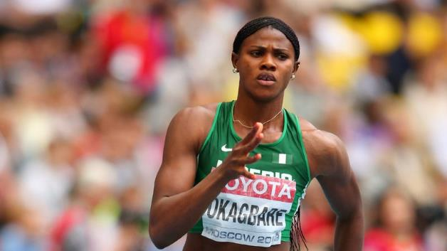 The AFN fears that Blessing Okagbare could be burnt out before the Rio 2016 Olympic Games.