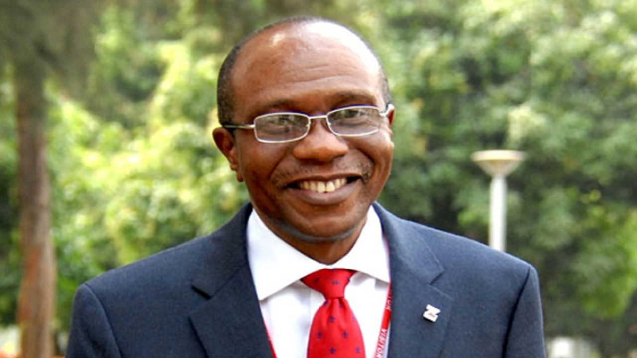 Godwin Emefiele, CBN Governor. Photo: Guardian Nigeria