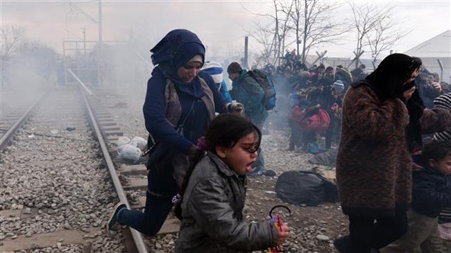 greece migrant