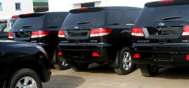 Made-in-Nigeria sports utility vehicles