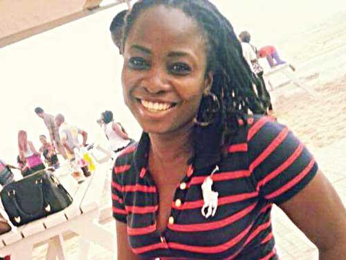 The late Pamela Onyeukwu