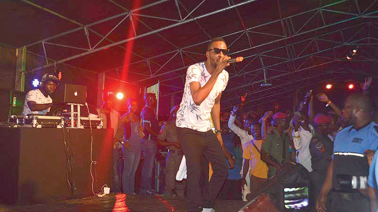 9ice in performance