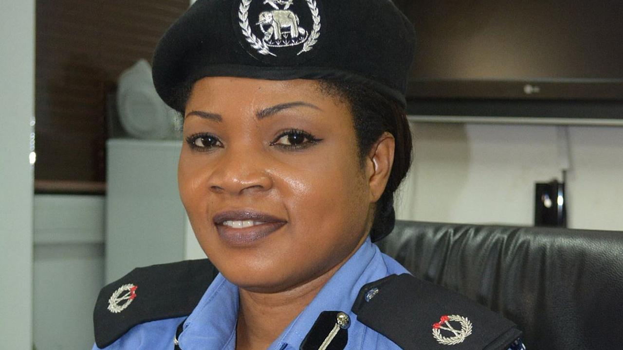 ACP Olabisi Kolawole