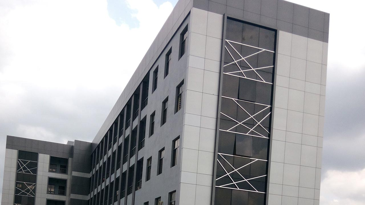 AHCN office complex in Lagos