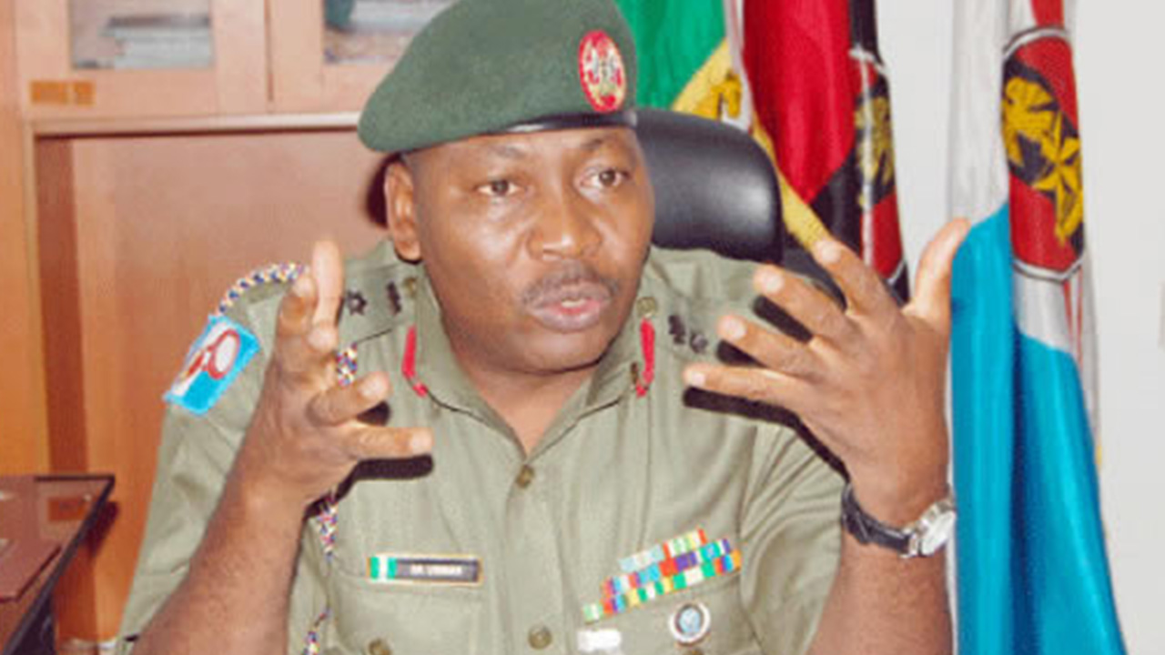 Acting Director of Army Public Relations, Col. Sani Usman
