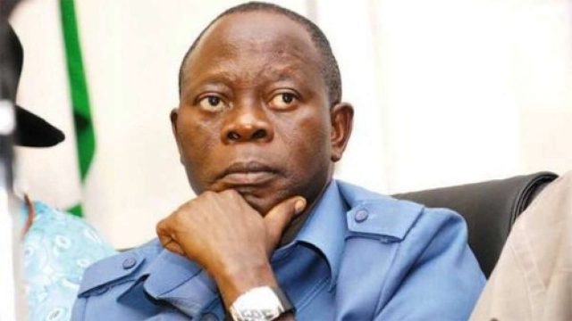 More Trouble For Oshiomhole As APC Governors Give Him Condition Or Resign