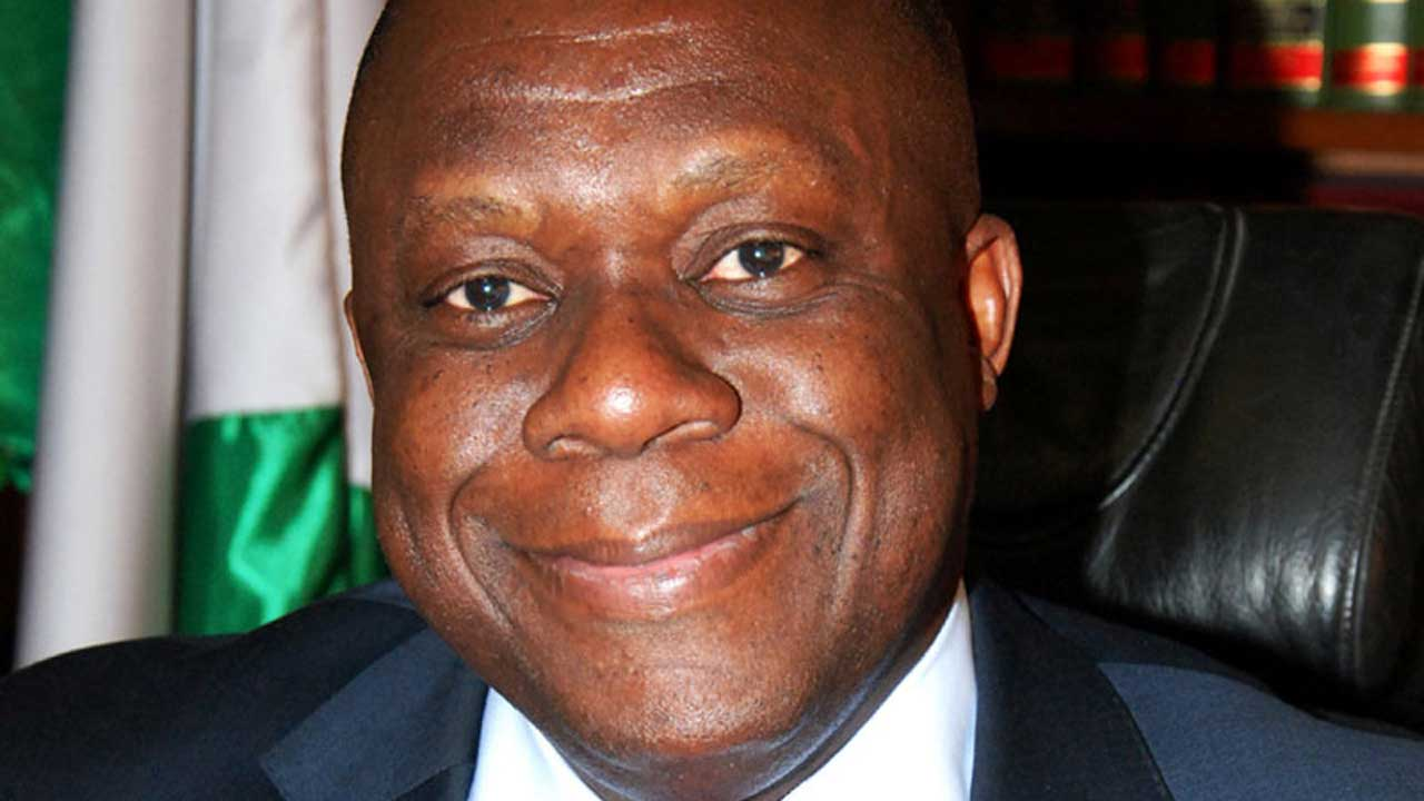 Justice Mr. Adeniji Kazeem