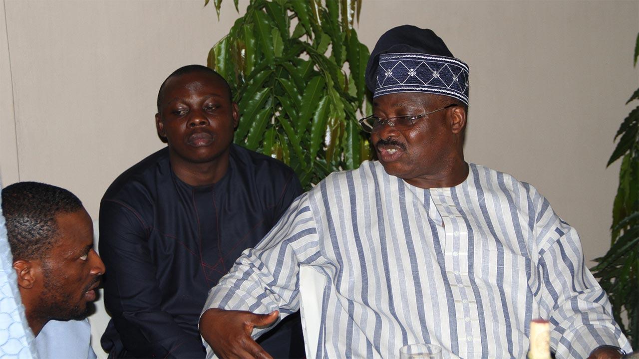 Gov. Abiola Ajimobi of Oyo State.
