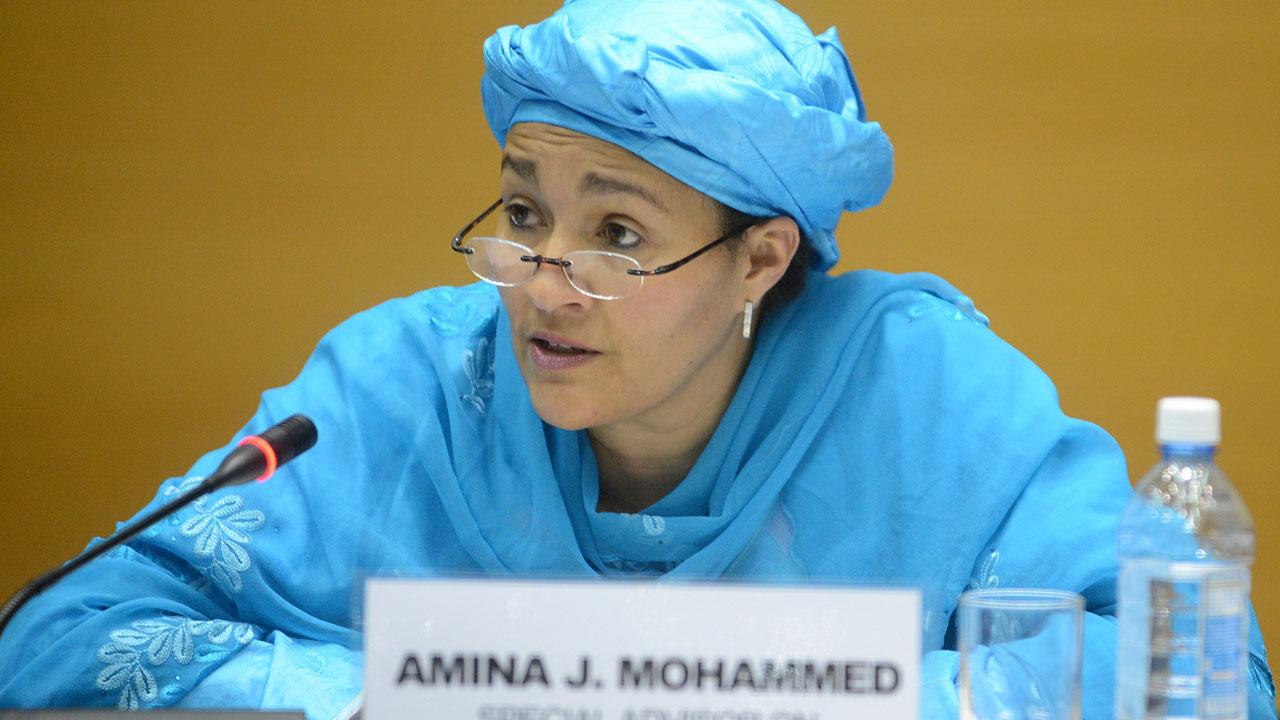 Hajiya Amina Mohammed
