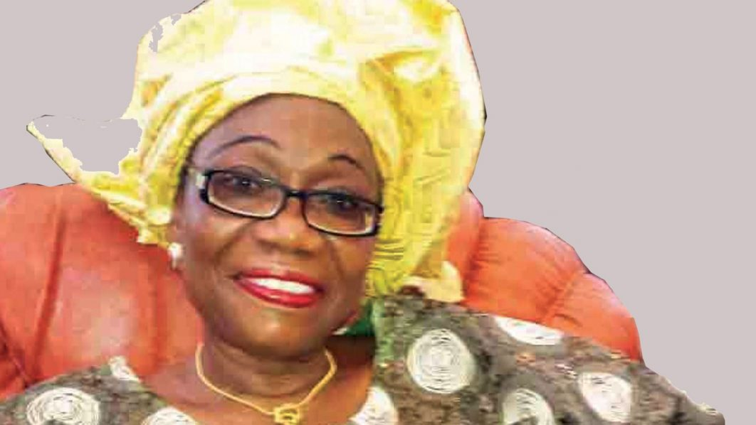 Senator Anisulowo was kidnapped last week, Wednesday while she was returning from her farm at Sawonjo, Yewa North Local Government Area, Ogun State.